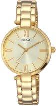 Pulsar PH8244X1 horloge dames - goud - edelstaal doubl�