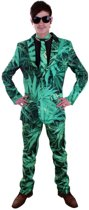 Hippie Kostuum   Nederwiet Belinfante Cannabis   Man   Medium   Carnaval kostuum   Verkleedkleding