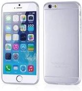 Apple iPhone 6 Tpu Silicone Case Transparant