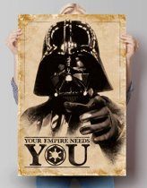 Star Wars - your empire needs you  - Poster 61 x 91.5 cm