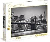 Clementoni puzzel 500 stukjes New York