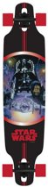 Powerslide Longboard Star Wars Vader 95.5x23.5 Cm Rood/zwart