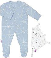 Snuz Baby Sleepsuit & Comforter Gift Set  - Geo Breeze