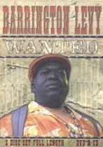 Barrington Levy - Wanted +Cd