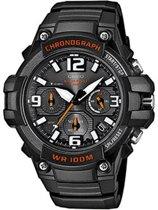 Casio horloge MCW-100H-1AVEF - Horloge - 52 mm - Kunststof - Zwart