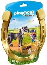 Playmobil Country: Zorgpony Ster (6970)