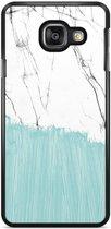 Samsung Galaxy A3 2016 hoesje - Marbletastic