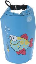 Waterdichte zak Waterdichte tas Drybag  Drysack Outdoor droogtas - plunjezak- 30 liter - blauw