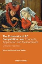 The Economics of EC Competition Law 2010 ed.
