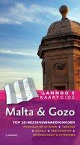 Lannoo's kaartgids - Malta en Gozo