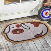 Deurmat Spotty Dog - 75 x 45 cm