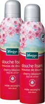 Kneipp Cherry Blossom Douche foam 2x200ml