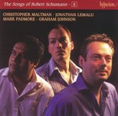Schumann: The Songs Edition - 8: Mark Padmore, Jo