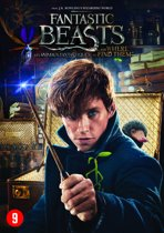 DVD cover van Fantastic Beasts and Where to Find Them