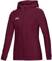 Jako - Hooded jacket Striker Women - Dames - maat 36