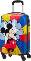 American Tourister reiskoffer - Disney Legends Spin.55/20 Alfatwist 2.0 MICKEY FLASH POP