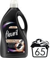 Fleuril Zwart - wasmiddel - Kwartaalverpakking - 66 wasbeurten