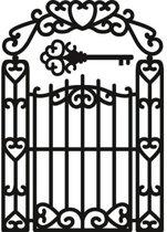 Marianne Design Craftable Mal Garden Gate CR1304