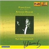 Dvorak/Liszt - Ahronovitch 1-Cd