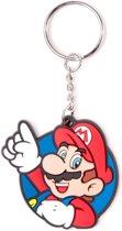 Nintendo  Mario, It's Me! Sleutelhanger rubber