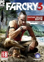 Far Cry 3 Digital Deluxe Edition - PC