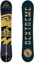 BeXtreme Waves Snowboard - All Mountain - 152 cm (wide)
