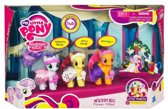 My Little Pony Bruidspony's - set van 3