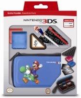 Bigben Mario Characters Opberghoes 3DS (Diverse Kleuren)