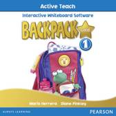 Backpack Gold 1 Active Teach
