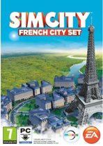 Sim City French City Buildings add on (2013) /PC - Windows