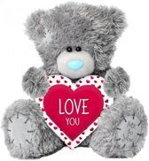 Me To You Love You Knuffel 24 Cm Love Heart