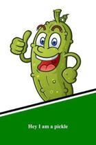 Hey I Am a Pickle