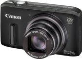 Canon PowerShot SX240 HS - Zwart