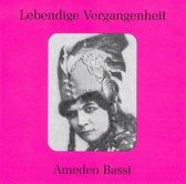 Lebendige Vergangenheit: Amedeo Bassi