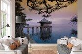 Tempel Japan  - Fotobehang 366 x 254 cm