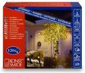Konstsmide - LED snoer micro 24V 120x - warmwit