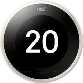 Nest Learning Thermostat - Slimme thermostaat - Wit