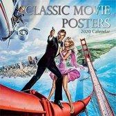 Kalender 2020 Klassieke filmposters (30 x 30)