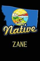Montana Native Zane