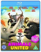 Animals United (dvd)