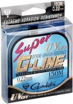 Gamakatsu G-line Super - Nylon - 0.24 mm - 5.23 kg - 150 m