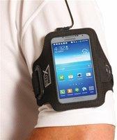 Red-x Samsung Galaxy S5 Armband Zwart