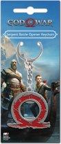 God of War: Bottle Opener Keychain