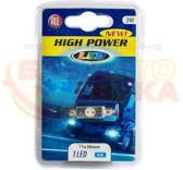 Ledverlichting voor auto of truck, blauw