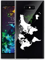 Razer Phone 2 Hoesje World Map