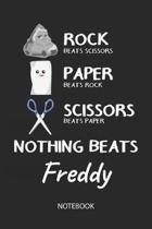 Nothing Beats Freddy - Notebook