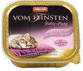 Animonda Vom Feinsten Baby Paté - 32x100 gr.