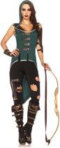 Rebel Robin Hood kostuum voor dames   Leg Avenue   maat M ( 38 )