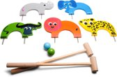BS Toys Croquet Big Five - Crocket - Hout