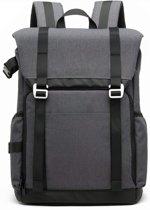 """Grote Camera Backpack voor SLR/DSLR Cameras + 15"""" Laptop met Waterbestendige Regenhoes & Tripod Houder"""